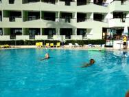 Hotelový bazén Elyseé