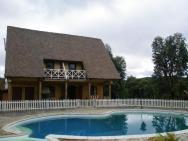 Grace Lodge Andasibe - hlavní budova