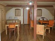 Grace Lodge Andasibe - hlavní budova - apartmá