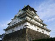 Osaka - hrad