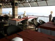 venkovní restaurace