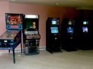 automaty pod recepcí