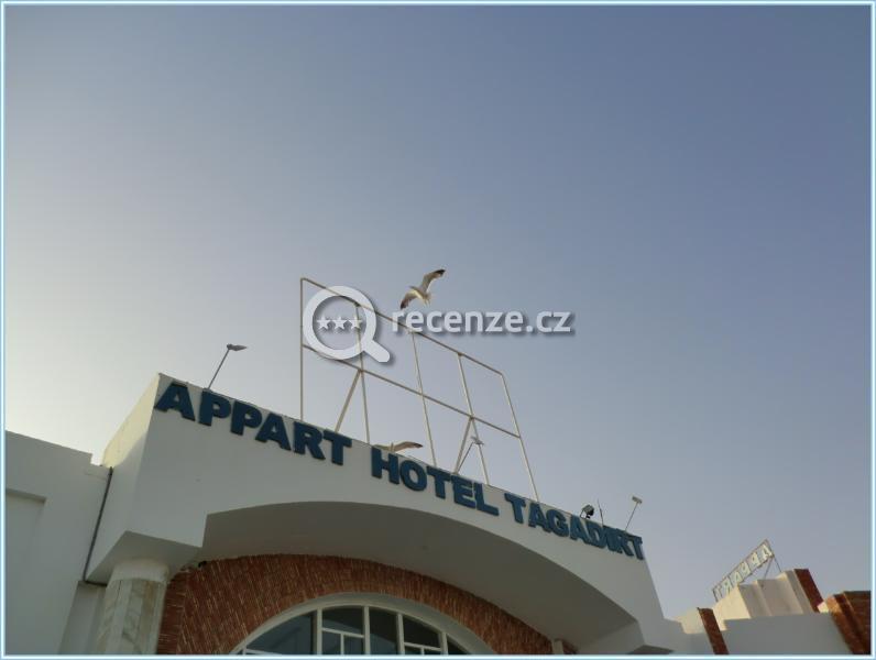 Recenze hotelu appart hotel tagadirt z for Appart hotel 78