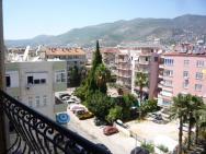 Výhled z 6.patra hotelu