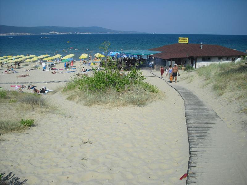 zefir beach hotel bulgarien