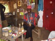 místní doktor(šaman)