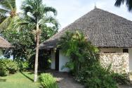 cottage z venku