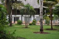 budova s pokoji
