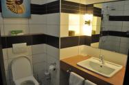 standard pokoj, koupelna