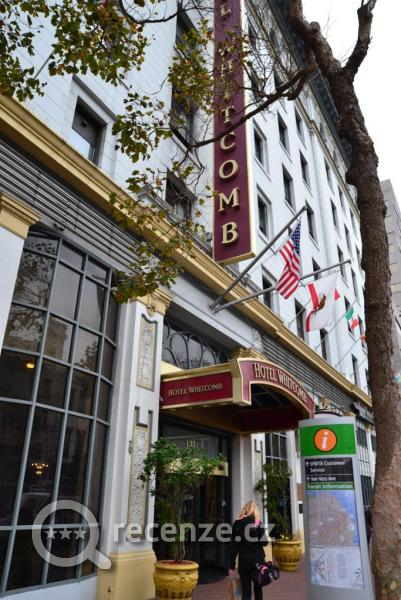 Hotel Whitcomb , USA, Kalifornie, San Francisco