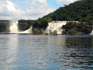 Vodopády v Canaimě.