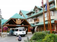 The Banff Caribou Lodge