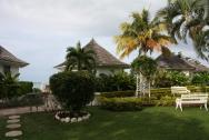 okolí bungalovu