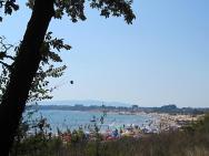 Pohled na Severní pláž