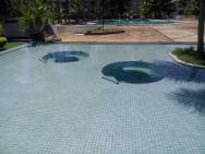 relaxační část bazénu