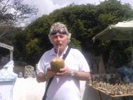 Vychlazený kokosový ořech