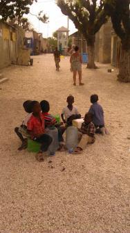 Klučíčí kapela na Mušlovém ostrově
