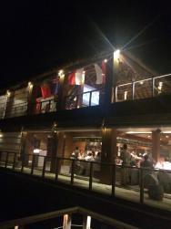 jedna z restaurací