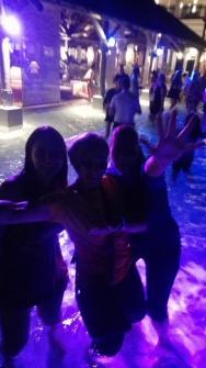 Beach party - každou so, tanec v bazéně