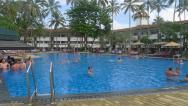 Bazén.