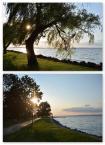 dovolená u Balatonu