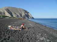 Pláž v Perisse