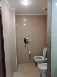 v koupelně je záchod i bidet