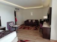 obývací místnost v junior suitě