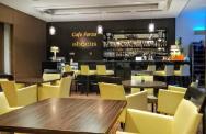 Kaviareň a hotelový bar