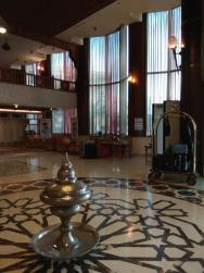 Recepce hotelu