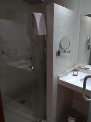 koupelna ve 2 lůžkovém pokoji