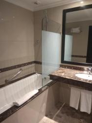 koupelna 2 lůžkový pokoj