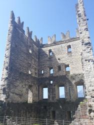 město Arco - hrad