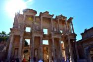 Efes - Celsova knihovna.