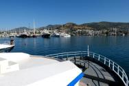 Lodní výlet na ostrov Kos.