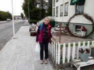 procházka po Selfossu
