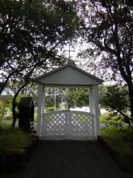 hřbitov v Selfossu