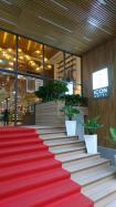 Nový designový hotel v centru Saigonu (Ho Chi Minh City)