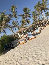 Privat beach